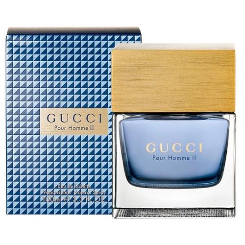 07673f07f Gucci Pour Homme II Eau De Toilette for him 100ml