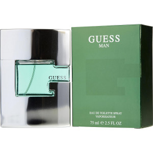 Guess Man EDT for him 75mL