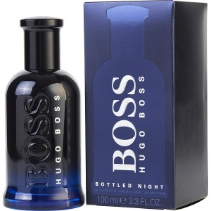 Hugo Boss Bottled Night Eau De Toilette for him 100ml