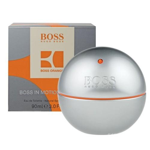 Hugo Boss Orange Boss in Motion Bottled EDT for him 90ml