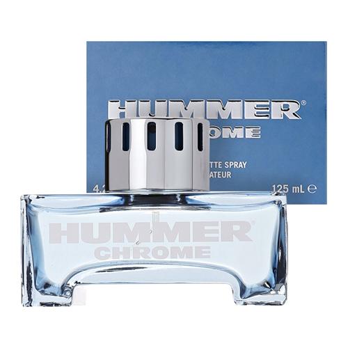 Hummer Chrome EDT for Him 125ml
