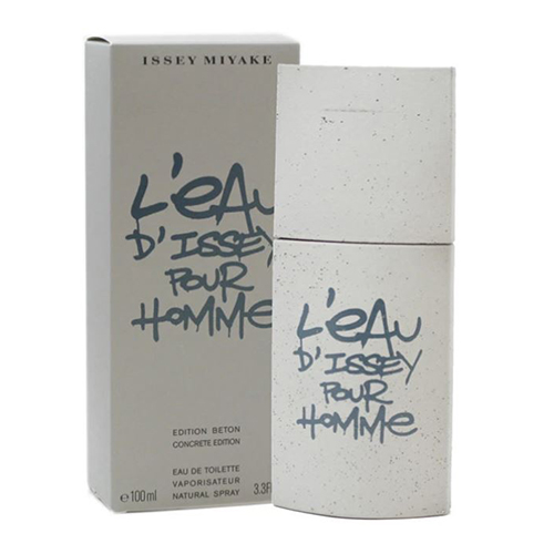 Issey Miyake L'eau D'issey Pour Homme Concrete Edition EDT for Him 100mL