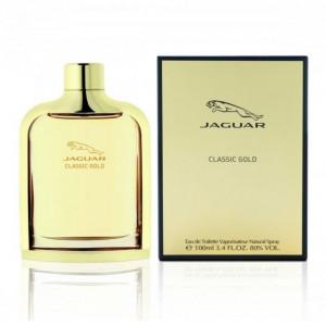Jaguar Classic Gold for him Eau De Toilette 100ml