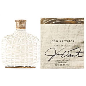 John Varvatos Artisan Pure Eau De Toilette for him 125ml