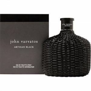 John Varvatos Artisan Black EDT for him 125ml