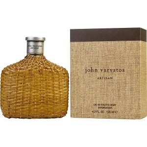 John Varvatos Artisan Eau De Toilette for him 125ml