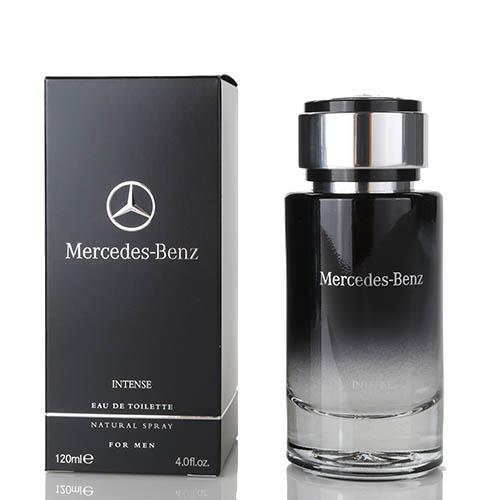 Mercedes Benz Intense Eau De Toilette for him 120ml