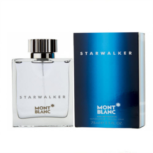 Mont Blanc Starwalker Eau De Toilette for him  75ml