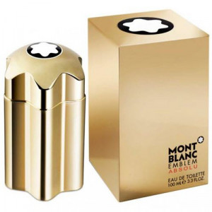 Mont Blanc Emblem Absolu Eau De Toilette for him 100ml