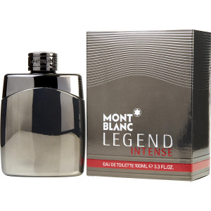 Mont Blanc Legend Intense Eau De Toilette  for him 100ml