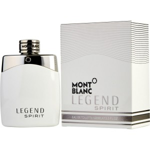 Mont Blanc Legend Spirit Eau De Toilette  for him 100ml