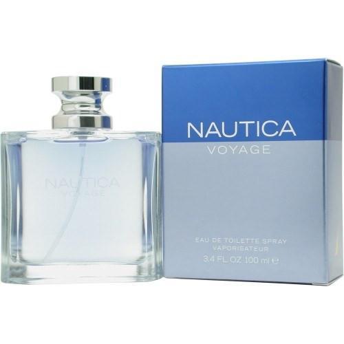 Nautica Voyage For Men Eau De Toilette 100ml
