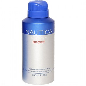 Nautica Voyage Sport Body Spray For Men 150mL