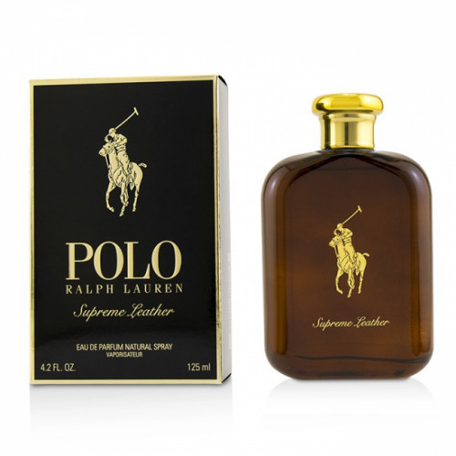 Ralph Lauren Polo Supreme Leather EDP for him 125ml