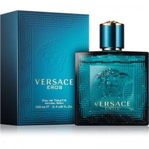 Versace Eros Eau De Toilette for him 100ml