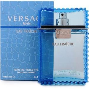 Versace Man Eau Fraiche Eau De Toilette for him 100ml