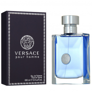 Versace Pour Homme Eau De Toilette for him 100ml