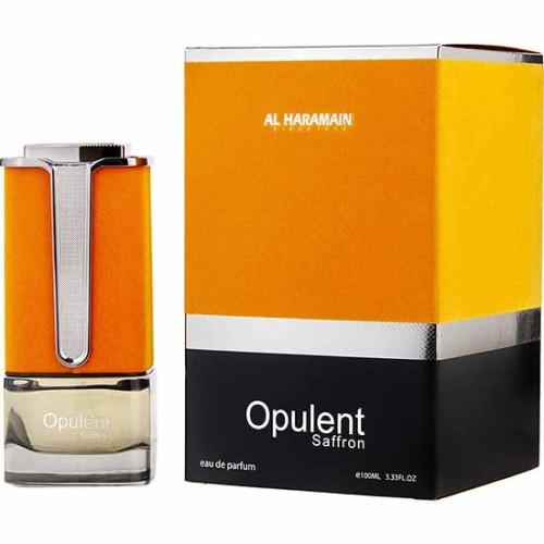 Al Haramain Opulent Saffron For Him EDP 100 mL