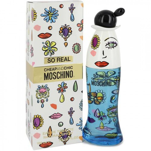 Moschino Cheap And Chic So Real EDT For Her 100mL