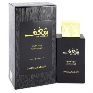 Swiss Arabian Shaghaf Oud Aswad For Unisex
