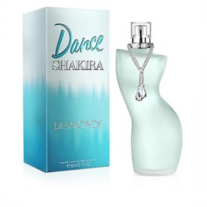 Shakira Dance Diamonds EDT For Women 80 mL