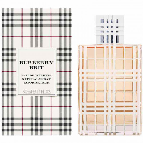 Burberry Brit eau de Toilette For Her 100ml