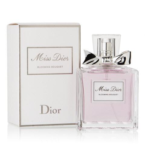 Miss Dior Blooming Bouquet Eau De Toilette for her 100ml