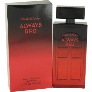 Always Red by Elizabeth Arden Eau De Toilette for her 100ml