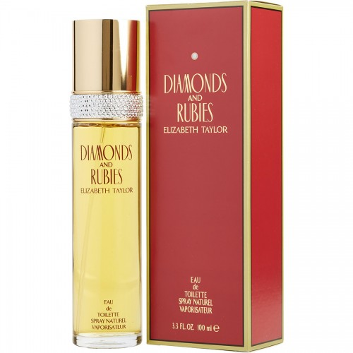 Diamonds and Rubies by Elizabeth Taylor EDT for her 100ml