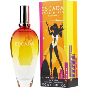 Escada Rockin Rio EDT for her 100ml
