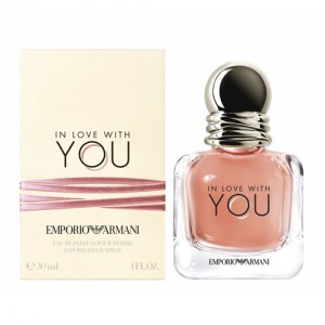 Emporio Armani In Love With You by Giorgio Armani for women Eau De Parfum for her 100ml