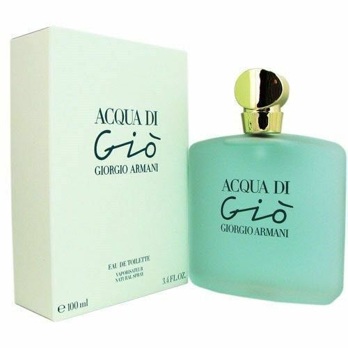 Acqua Di Gio by Giorgio Armani Eau de Toilette for her 100ml