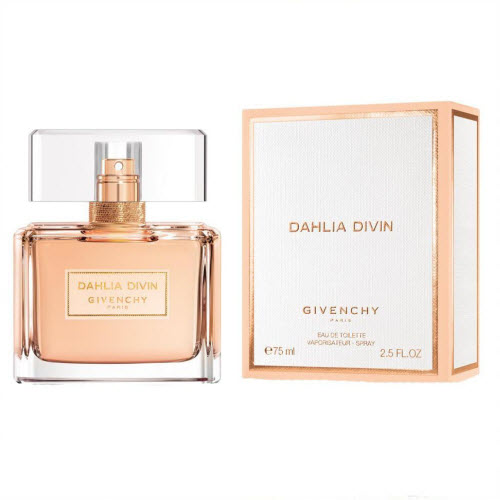 1a6feb6821 Givenchy Dahlia Divin Eau De Parfum For Her 75ml