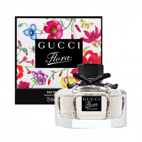 Gucci Flora by Gucci Eau De Parfum for her 50ml