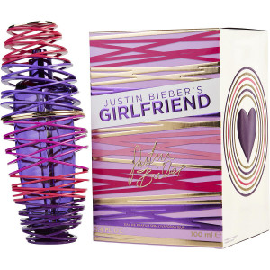 Girlfriend by Justin Bieber EDP For her 100ml