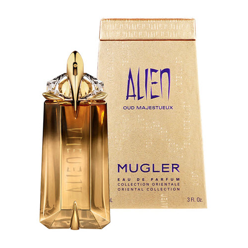 Thierry Mugler Alien OUD Majestueux Oriental Collection EDP for her 90ml
