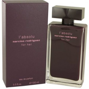 Narciso Rodriguez l'absolu EDP for her 100mL