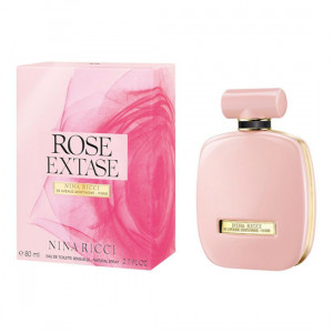 Nina Ricci Rose Extase Edt For Her 80mL