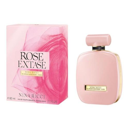 Nina Ricci Rose Extase Edt For Her 80mL